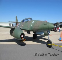 Messerschmitt Me 262 B-1C Replica USA
