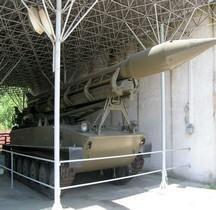 Missile Sol Sol 2K6 Luna  Frog 3  Lesany
