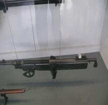 Colt Machine Gun 7.7mm 1914 Le Bourget