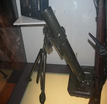 8 cm MortierCourt  Mdle KzGrW Bruxelles