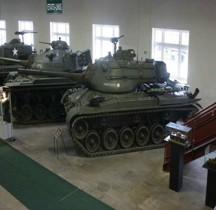 Char Moyen M 47 Patton Saumur
