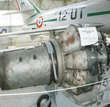 Réacteur Hispano Suiza Nene RB 106 Montélimar