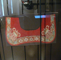 Hanovre 1750 Croupelin  6e Rgt Dragons Paris