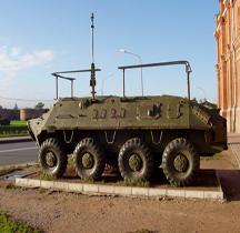 BTR 60 PU St Petersbourg