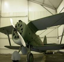 Polikarpov I 153  Tchaikai Le Bourget