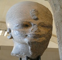 Egypte Pharaon 18e Dynastie 09.1 Aménophis III  Amenhotep III Louvre
