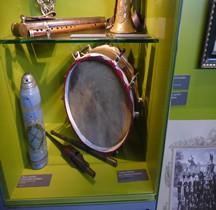 1914 Prusse Trommel Tambour Meaux