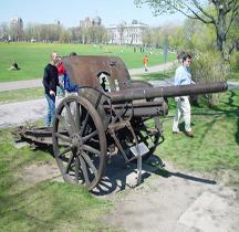 Obusier 10.5 cm leFH 16 Quebec