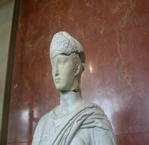 Statuaire 4 Empereurs 2. Pompeia Plotina Paris