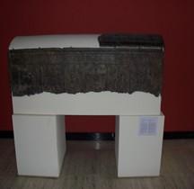 Sarcophage Liban Tyr Sarcophage Plomb   II/IIIe siècle Bruxelles