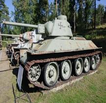 T 34 /76 modèle 1943 Parola