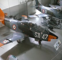 Aeritalia Fiat G.91 T Scuola Avanzata Aviogetti