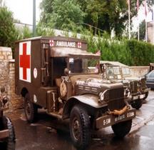 Dodge WC 64 Ambulance KD