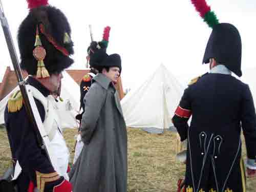 Napoléon I Le Camp de Boulogne 2006