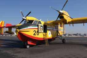 Canadair CL 415 Protezione Civile nazionale