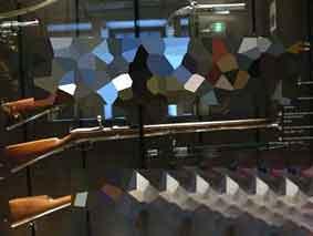 Carabine  de chasseur Dreyse Mdle 1865 Prusse Les