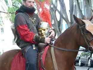 Casque 2.1 Cavalerie Type Kalkriese Nimes 2012