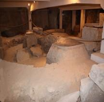 Aude Narbonne Collégiale Saint-Paul-Serge Crypte Paleochrétienne