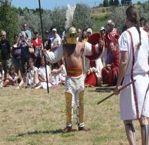 Gladiateur Hoplomaque Loupian 2014