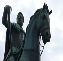 Statuaire Renaissance Statua equestre di Ferdinando I de' Medici Florence