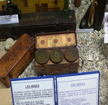Container 15 cm s.F.H.18 3 douilles St Laurent