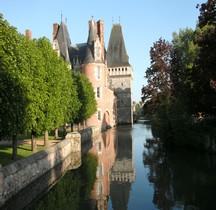 Eure et Loir Maintenon Chateau