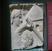 Rome Rione Campitelli Forums Impériaux 5 Forum Trajan  Bas reliefs Paris Louvre