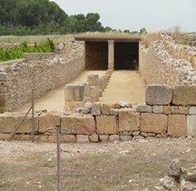 Catalunya Ampurias Romaine Forum Cryptoportiques