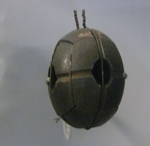 1°GM 1915 Grenade Suffocante Bertrand M 1915 Paris