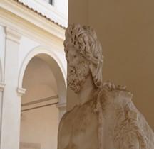Rome Jupiter Aegis Rome Museo Nazionale