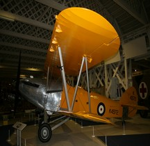 Hawker Hart Trainer Hendon