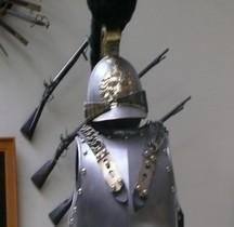 1850  Cavalerie 1e Regiment de Cuirassiers  Bruxelles MRA
