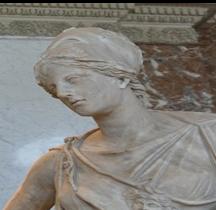 Statuaire Rome Athena Mattei Louvres