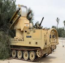 Missile Sol Air  Chaparral Système  M 48 Israel