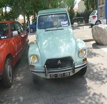 Citroën Dyane 6 1967 Poussan 2014