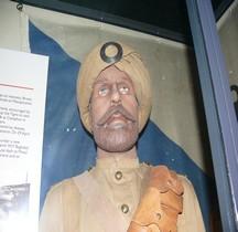 Indes 1918 Infanterie Palestine Sepoy  Cipaye IWM
