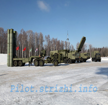 Missile Sol Air  21 Triumf Missile 5P85TE2 TEL