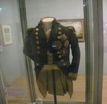 1805 Horatio Nelson Uniforme Trafalgar