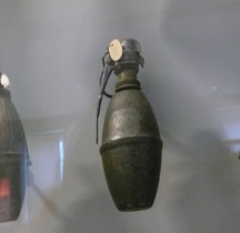 1°GM 1916 Grenade Suffocante Modèle 1916 Paris