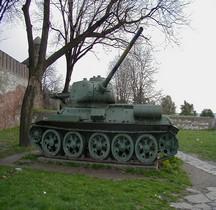 T 34/85 Belgrade