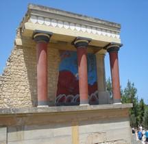Crète Knossos Palais
