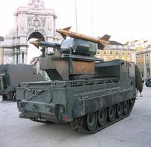 Missile Sol Air  Chaparral Système  M 48