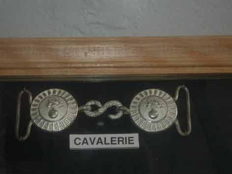 Ceinturons Cavalerie  (Saumur)
