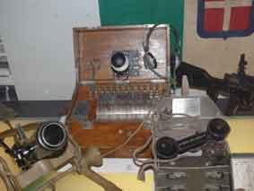 1930 Centrale Telefonico di Campo Bruxelles
