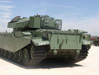 Centurion A 41 Mrk 5 Israel Shot