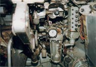 Centurion Interieur Details