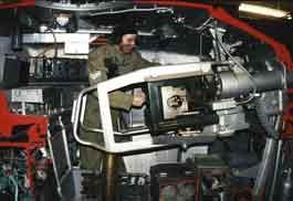 Centurion A 41 Mark 3 Ecorché Bovington