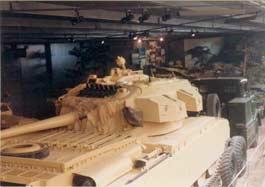 Centurion A 41 Mark 3 Duxford