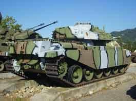 Centurion A 41 Mark 3 Panzer 55-60  Thunn