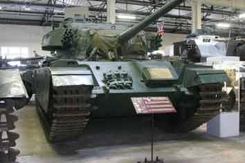 Centurion A 41 Mark 5  Canada  Saumur